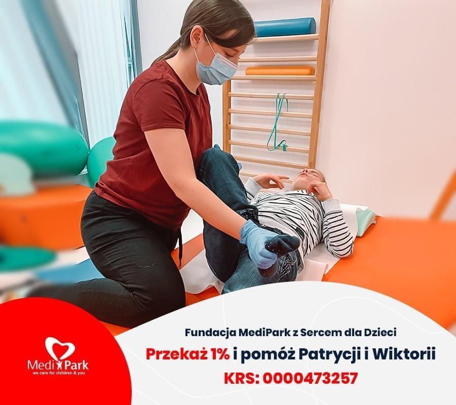 Wesprzyj Fundację MediPark z Sercem dla Dzieci