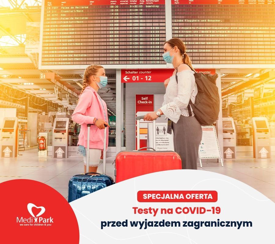 Bezpiecznie wróć do podróżowania z MediPark!